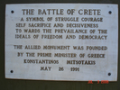 Battle of Crete Memorial. Image provided by Noel Taylor. Image © Auckland Museum CC BY.