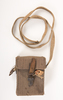 ammunition pouch webbing with belt, probably Germa...