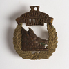 New Zealand regimental badge: North Auckland Mount...