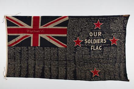 flag, fundraising
