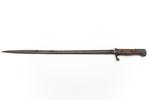 German S98 nA bayonet for 1898 Mauser (GEW98), WW1...