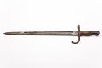 Turkish bayonet for Mauser rifle, WW1 Probably col...