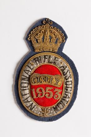 badge, commemorative