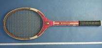 Dunlop Comet [Sportsply] tennis racquet, cover and...