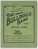HMNZT 81. Bulldogs' bark and Devon lyre : being the unofficial organ of the Right Wing, 24th Reinforcement. N.Z.E.F. (1917). Capetown: Printed by the Cape Times.