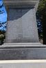 Kaikoura War Memorial, Second World War. Image provided by John Halpin 2017, CC BY John Halpin 2017.