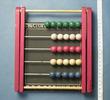 blackboard and abacus set