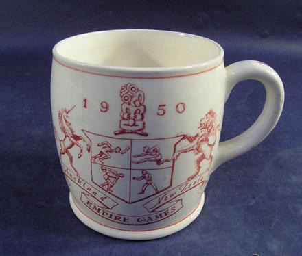 cup, commemorative