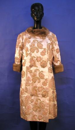 coat, woman's, evening