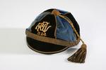 Auckland Rugby Union cap; belonged to Freddie W Lu...